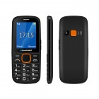"BLAUPUNKT BS04 Κινητό Τηλέφωνο Με LCD οθόνη 2,4"" Και Κουμπί SOS - Πορτοκαλί 5999887068874"