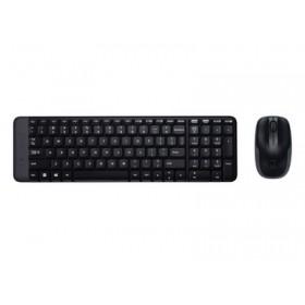Wireless Desktop MK220 Greek layout-Ασύρματο 920-003157