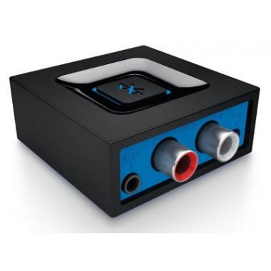 Logitech Bluetooth Audio Receiver - EU - Μαύρο 980-000912