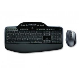 Logitech MK710 - Σετ Πληκτρολόγιο & Ποντίκι Αγγλικό - Aσύρματο 920-002442