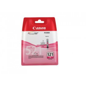 Canon CLI-521 - Δοχείο Μελανιού - Ματζέντα 2935B001AA