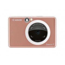 CANON ZOEMINI S ZV123 - Instant Digital Camera -  Rose Gold (Χρυσό) 3879C007AA