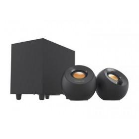 CREATIVE SPEAKERS PEBBLE PLUS 2.1 USB BLK_51MF0480AA000 51MF0480AA000
