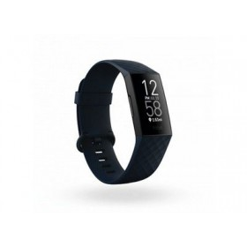 Activity Tracker Fitbit Charge 4 - Μπλε / Μαύρο FB417BKNV
