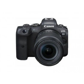CANON EOS R6 Body - κάμερα DSLR - Μαύρο 4082C046AA