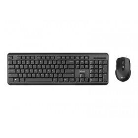 TRUST - ODY Wireless GR Keyboard with mouse - Ασύρματο 24160