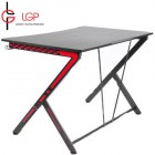 LGP GAMING DESK BLACK-RED 9982018021585