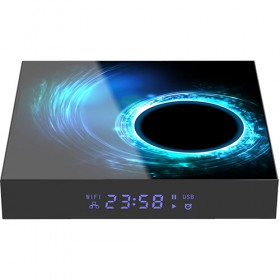 LAMTECH ANDROID TV BOX 6K OS10 4GB/64G WITH 3D GRAPHICS 9982018023466