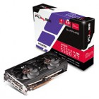 SAPPHIRE VGA PCI-E RADEON PULSE RX 5500 XT 4G OC (11295-03-20G), 4GB/128BIT, GDDR6, HDMI/3x DISPLAY PORT, 2.0 SLOT DUAL X-FAN, 3YW.