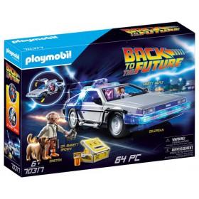 Playmobil Back to the Future Συλλεκτικό όχημα DeLorean 4008789703170