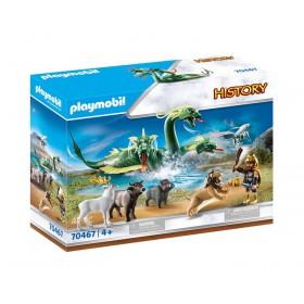 Playmobil Οι άθλοι του Ηρακλή 4008789704672