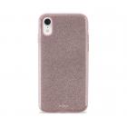 Puro Shine Θήκη για iPhone XR -  Ροζ Χρυσό 8033830265785
