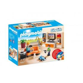 Playmobil Μοντέρνο καθιστικό 4008789092670