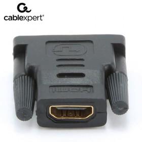 CABLEXPERT HDMI TO DVI ADAPTER HDMI FEMALE 8716309054836
