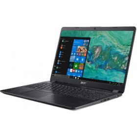 "ACER NB ASPIRE A515-52G 31LF, 15.6"" TFT FHD, INTEL CPU 8th GEN i3 8145U, 4GB RAM, 256GB SSD, NVIDIA VGA GF MX130 2GB GDDR5, LINUX, BLACK, 2YW for Consumers/ 1YW for professionals."