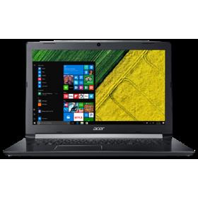 "ACER NB ASPIRE A517-51G-33ZE, 17.3"" TFT FHD IPS, INTEL CPU 8th GEN i3 8130U, 4GB RAM, 256GB M.2 SATA 3 SSD, NVIDIA VGA GF MX130 2GB GDDR5, DVD R/RW, WIN10 64bit, BLACK, 2YW for Consumers/ 1YW for professionals."