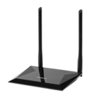 EDIMAX ROUTER BR-6428NS V5, N300 2T2R WIRELESS 11N ROUTER WITH 4 PORTS SWITCH, ACCESS POINT, BRIDGE, WISP, W FIXED ANTENNA (5DBI), 2YW