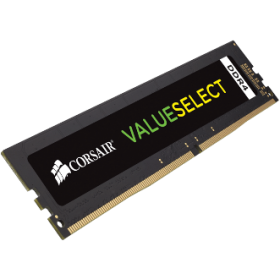 CORSAIR RAM DIMM 8GB CMV8GX4M1A2400C16, DDR4, 2400MHz, LTW.