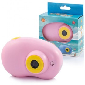 DIGITAL MINI CAMERA FOR KIDS PINK 5903271601820