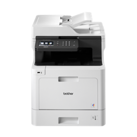 BROTHER MFP LASER COLOR DCP-L8410CDW, P/C/S, A4, 31ppm, 2400x600 dpi, 512MB, 40.000P/M, USB/NETWORK/WIRELESS, DUPLEXER, 3YW.