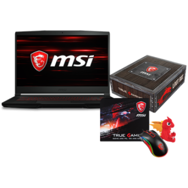 MSI NB GF63 8RC-057NL, 15.6