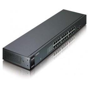ZYXEL SWITCH GS1100-24e, 24 PORTS 10/100/1000Mbps, ENTERPRISE LA