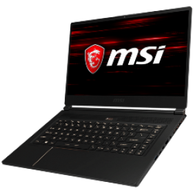 MSI NB STEALTH THIN GS65 8RF-040NL, 15.6