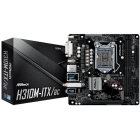 ASROCK MB H310M-ITX/AC, SOCKET INTEL LGA1151 8th GEN, CS INTEL H310, 2 DIMM SOCKETS DDR4, DVI-I/HDMI/DP v1.2, LAN GIGABIT, MINI-ITX, 3YW.