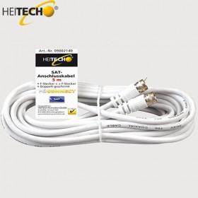 HEITECH SAT CONNECTION CABLE 5M 4250040921407