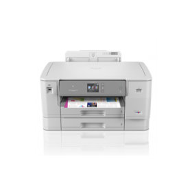 BROTHER INKJET PRINTER COLOR HL-J6000DW, A3, 22 IPM MONO / 20 IPM COLOR, 1200x4800 dpi, 512MB, 30000P/M, USB/NETWORK/WIRELESS, DUPLEXER, 2 PAPER TRAYS, 3YW.
