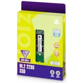 NEO FORZA SSD M.2 SATA 120GB NFN02, M.2 2280, SATA3, READ 560MB/s, WRITE 490MB/s, 3YW.