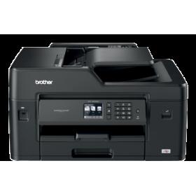 BROTHER MFP INKJET COLOR MFC-J6530DW, P/C/S/F, A3, 22ipm mono & 20ipm, 4800x1200 dpi, 128MB, 30.000P/M, USB/NETWORK/WIRELESS, DUPLEXER, 3YW.
