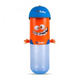 IQBottle Παιδικό Παγούρι 500ml -  Orange HomeBoy 8588005491099