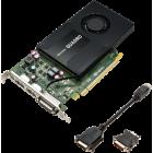 PNY VGA PCI-E NVIDIA QUADRO K2200 (VCQK2200-PB), 4GB/128BIT, GDDR5, DL DVI-I/2xDISPLAY PORT, ULTRA QUIET FANSINK, 3YW.