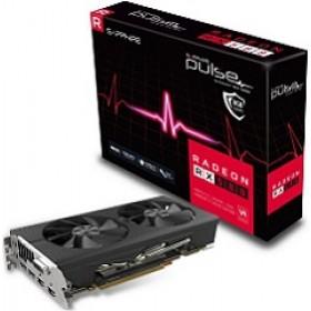 SAPPHIRE VGA PCI-E RADEON PULSE RX 580 8G (11265-05-20G), 8GB/256BIT, GDDR5, DVI-D/2xHDMI/2xDISPLAY PORT, 2 SLOT DUAL-X FAN, 3YW.