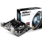 ASROCK MB Q1900M, ON BOARD CPU INTEL CELERON QUAD CORE J1900, 2