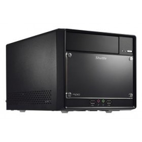 SHUTTLE XPC BB SH81R4, SOCKET INTEL LGA1150, 2 DIMM SOCKET DDR3,