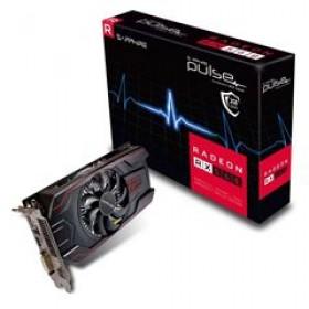 SAPPHIRE VGA PCI-E RADEON PULSE RX 560 2G OC (11267-22-20G), 2GB/128BIT, GDDR5, DVI-D/HDMI/DISPLAY PORT, 2 SLOT SINGLE FAN, 3YW.