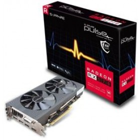 SAPPHIRE VGA PCI-E RADEON PULSE RX 570 8G (11266-36-20G), 8GB/128BIT, GDDR5, DVI-D/2xHDMI/2xDISPLAY PORT, 2 SLOT SINGLE FAN, 3YW.