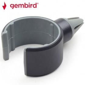 GEMBIRD AIR VENT MOUNT FOR SMARTPHONES CIRCLE BLACK 8716309086844