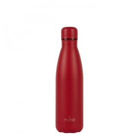 Puro Icon Bottle 500ml - Σκούρο Κόκκινο 8033830284915