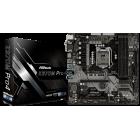 ASROCK MB Z370M PRO4, SOCKET INTEL LGA1151 8th GEN, CS INTEL Z370, 4 DIMM SOCKETS DDR4, DVI-D/HDMI/D-Sub, LAN INTEL i219-V GIGABIT, MICRO-ATX, 3YW.