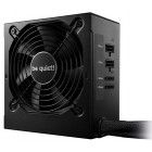 BEQUIET PSU SYSTEM POWER 9 500W CM BN301, BRONZE CERTIFIED, SEMI-MODULAR AND FLAT CABLES, 12CM QUIET & COOL FAN, 5YW.