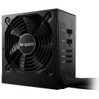 BEQUIET PSU SYSTEM POWER 9 600W CM BN302, BRONZE CERTIFIED, SEMI-MODULAR AND FLAT CABLES, 12CM QUIET & COOL FAN, 5YW.