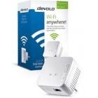DEVOLO POWERLINE dLAN 550 WiFi SINGLE (9631), 1x dLAN 550 WiFi ADAPTER, dLAN 550Mbps, 3YW.