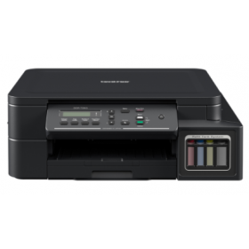 BROTHER MFP INKJET COLOR DCP-T310, P/C/S, A4, INK TANK, 12ipm mono & 6ipm, 6000x1200 dpi, 128MB, 2.500P/M, USB, 3YW.