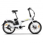 EGOBOO E-Bike E-Fold - Άσπρο 5207244002011