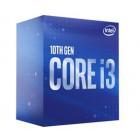 INTEL CPU CORE i3 10100F, 4C/8T, 3.60GHz, CACHE 6MB, SOCKET LGA1200 10th GEN, BOX, 3YW.