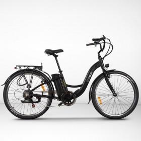 EGOBOO E-Bike E-City - Μαύρο 5207244002028