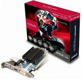 SAPPHIRE VGA PCI-E ATI R5 230 (11233-02-20G), 2GB/64BIT, DDR3, DL DVI-D/HDMI/VGA, 1 SLOT HEAT SINK, 3YW.